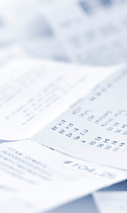 Business Receipts - GM Bookkeeping